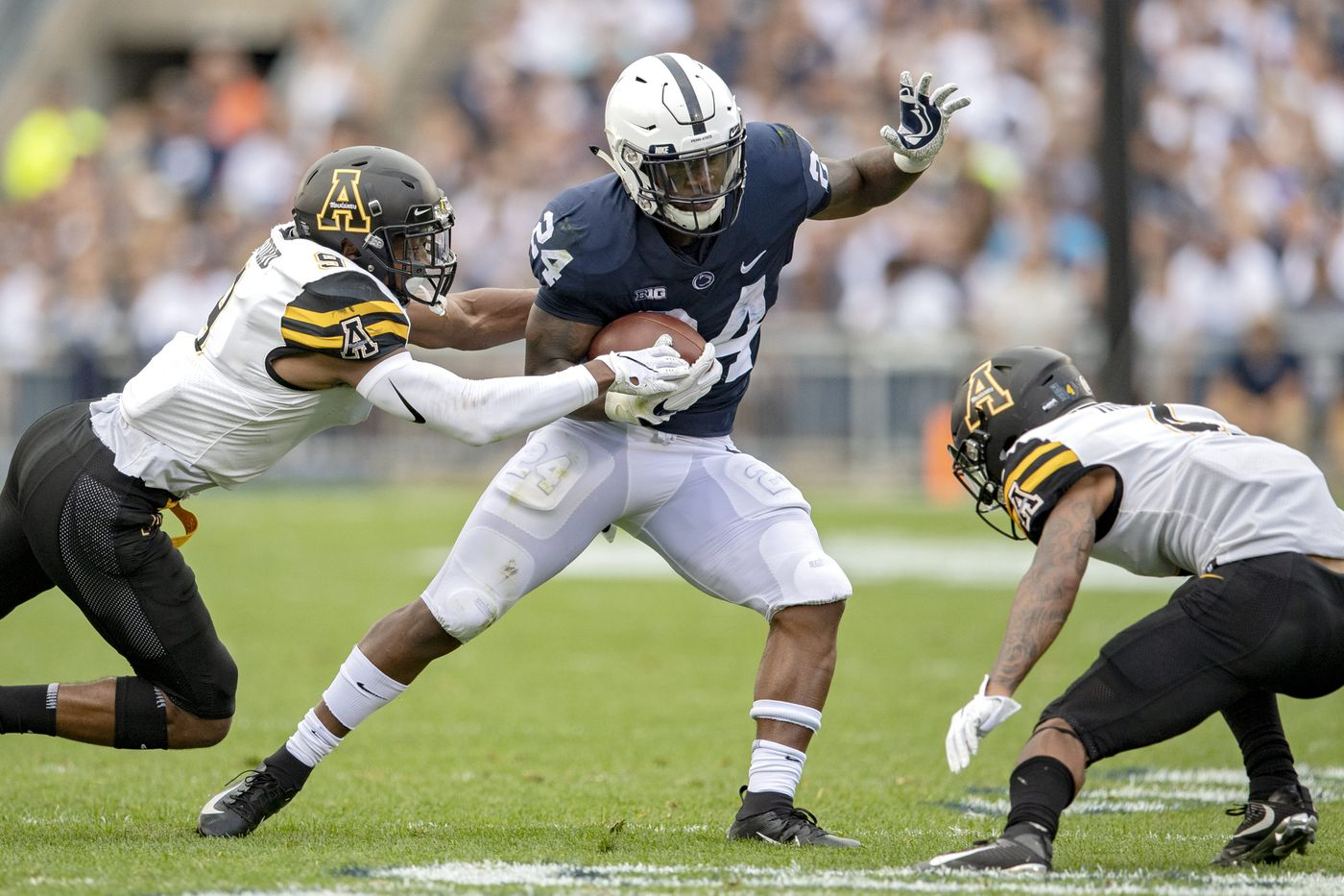 Penn State's win over Appalachian State: Five observations