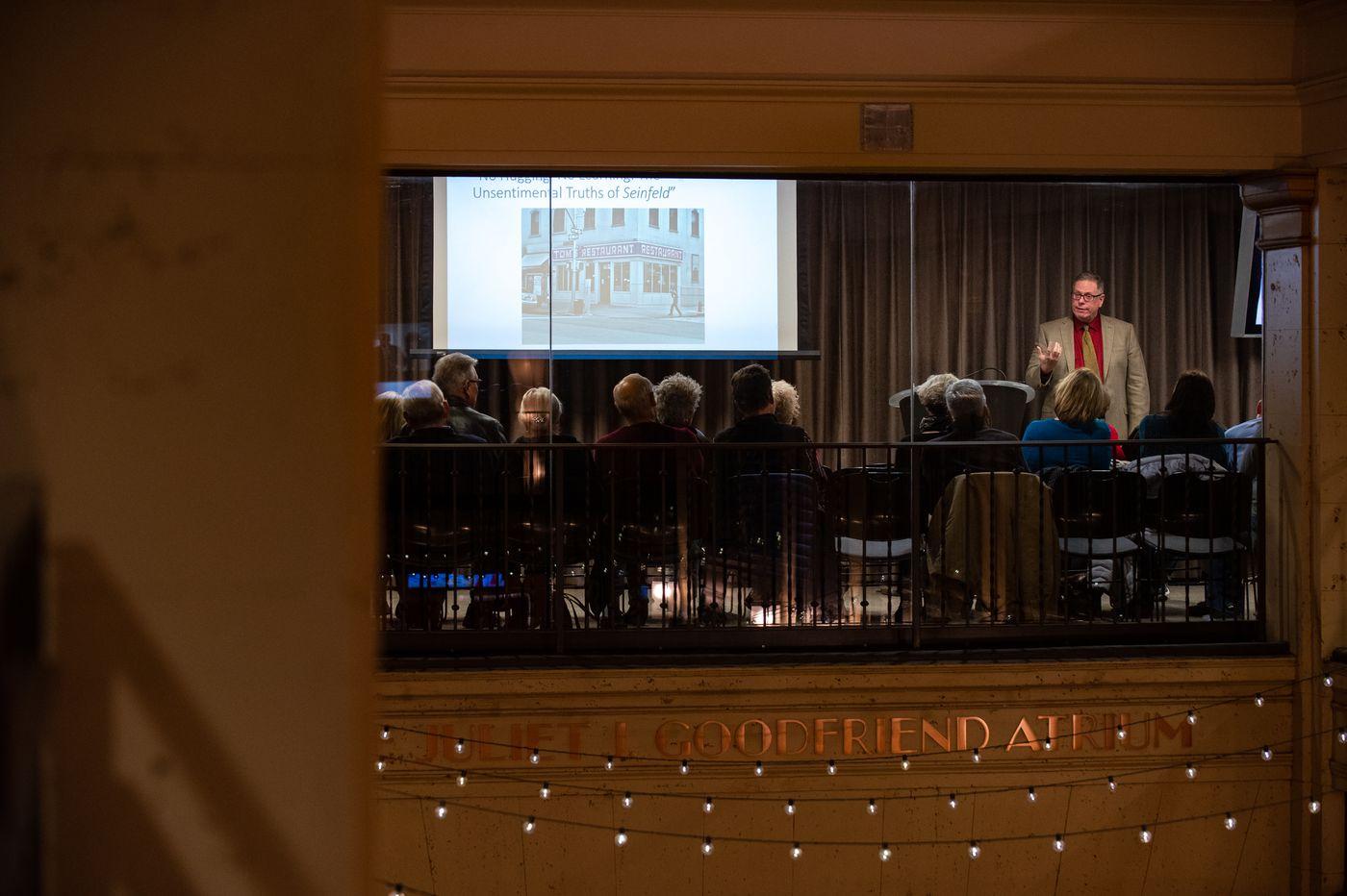 At Bryn Mawr Film Institute, TV on the big screen
