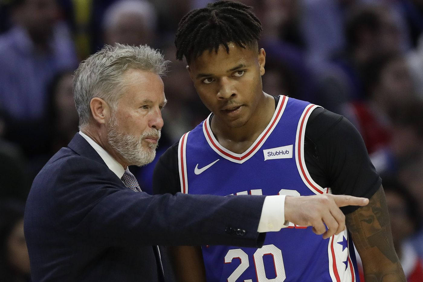 Home crowd helps Markelle Fultz go from timidity to triumph in Sixers win | David Murphy