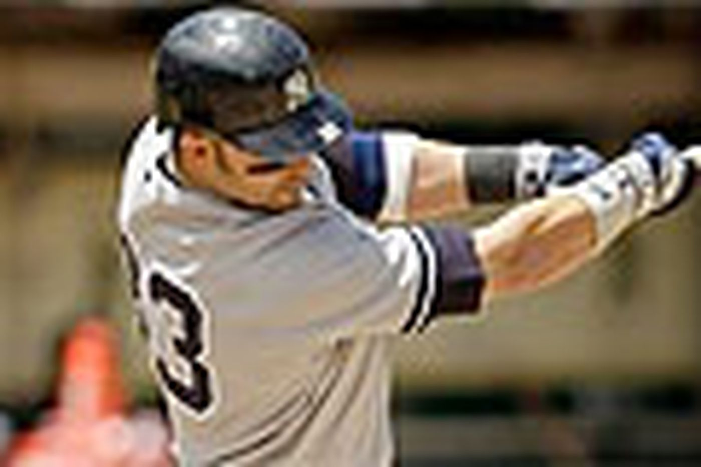 Swisher homer a good sign for Yankees