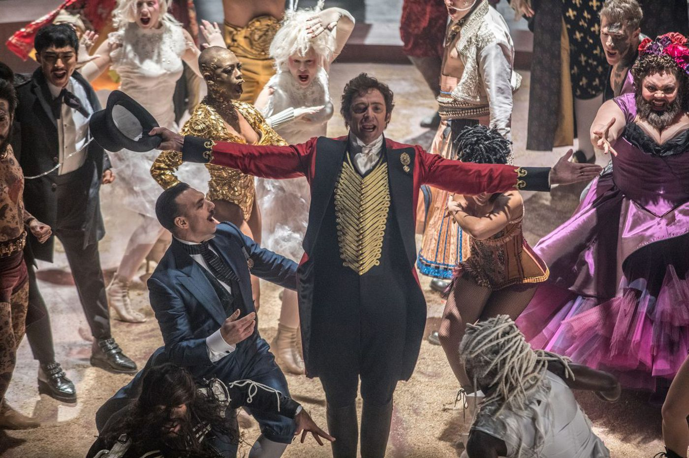 Ardmore native Benj Pasek wins Golden Globe for best song, from 'Greatest Showman'