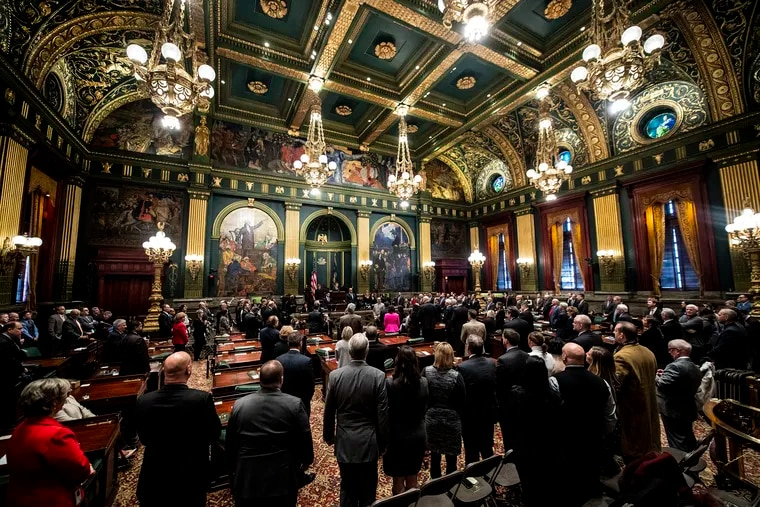The state Senate on Thursday passed the $25 billion budget 44-6, just two days after the House first presented the measure and passed it along party lines.