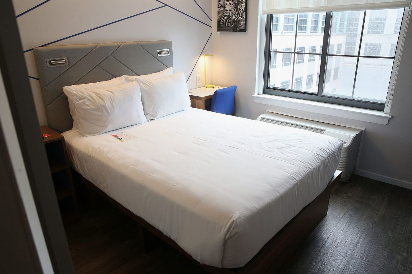 New Philly Pod Hotel to give visitors a (very) little space to themselves