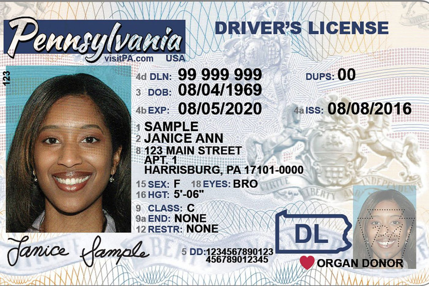 Feds certify Pennsylvania's Real ID system meets standards