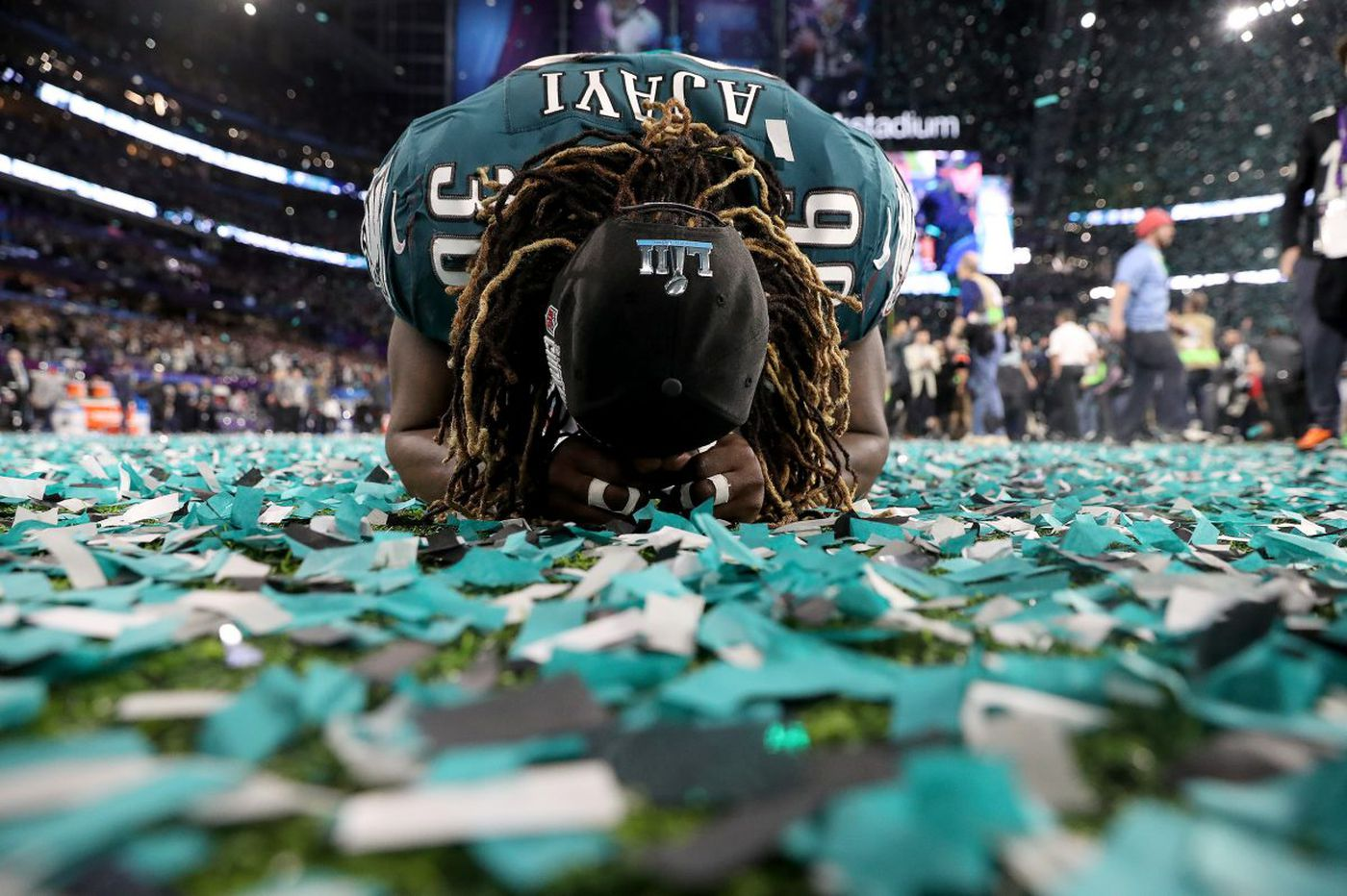 How Jay Ajayi helped the Eagles solve the Super Bowl puzzle | Mike Jensen