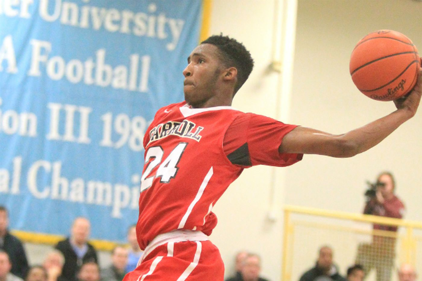 Inquirer Southeastern Pa. player of the year: Derrick Jones, Archbishop Carroll