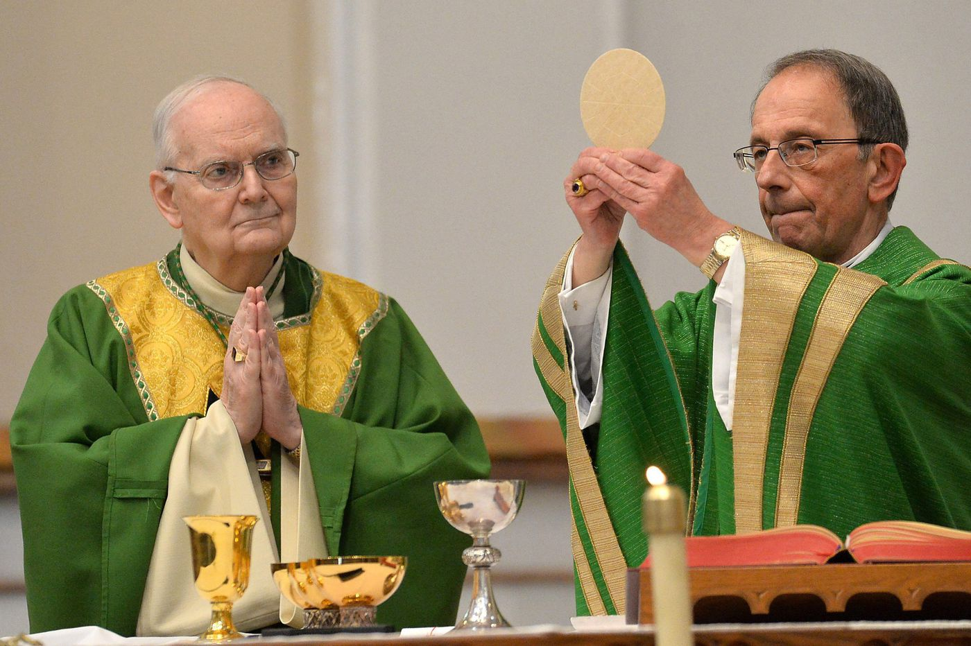 Retired Erie bishop is one of the petitioners challenging clergy sex-abuse report