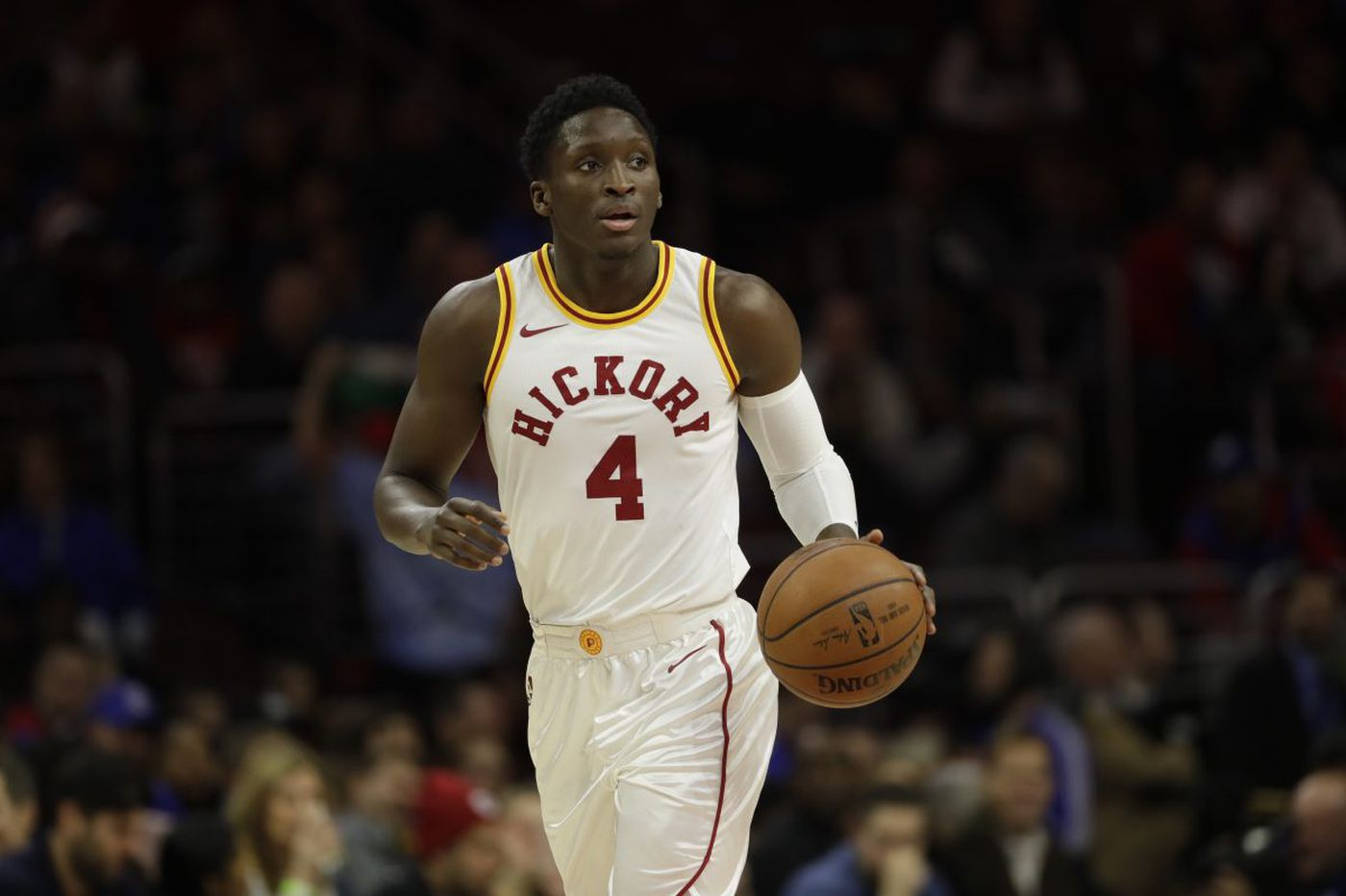 Pacers' Victor Oladipo on Markelle Fultz: 'His time is coming'
