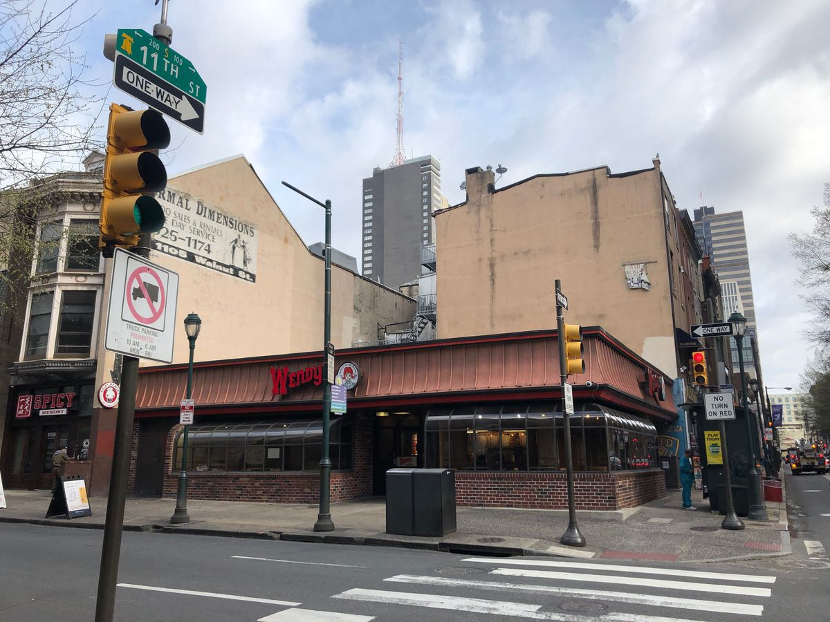 'Where's the beef?' Not at 11th and Walnut for much longer, as demolition looms for holdout Wendy's