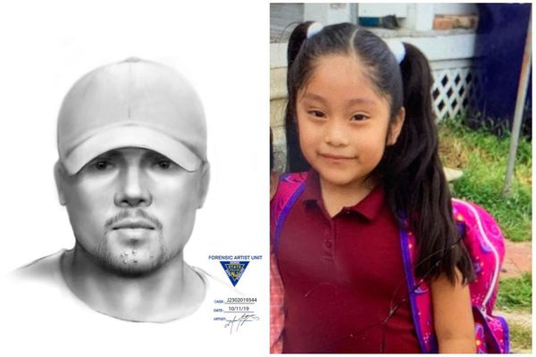 Sketch released of 'possible witness' in disappearance of 5-year-old Dulce Alavez