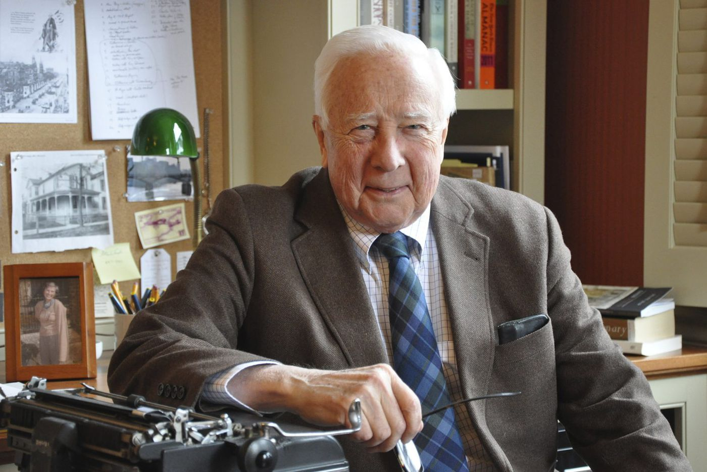 New David McCullough history prize aims to remind America it all started here at Carpenters' Hall