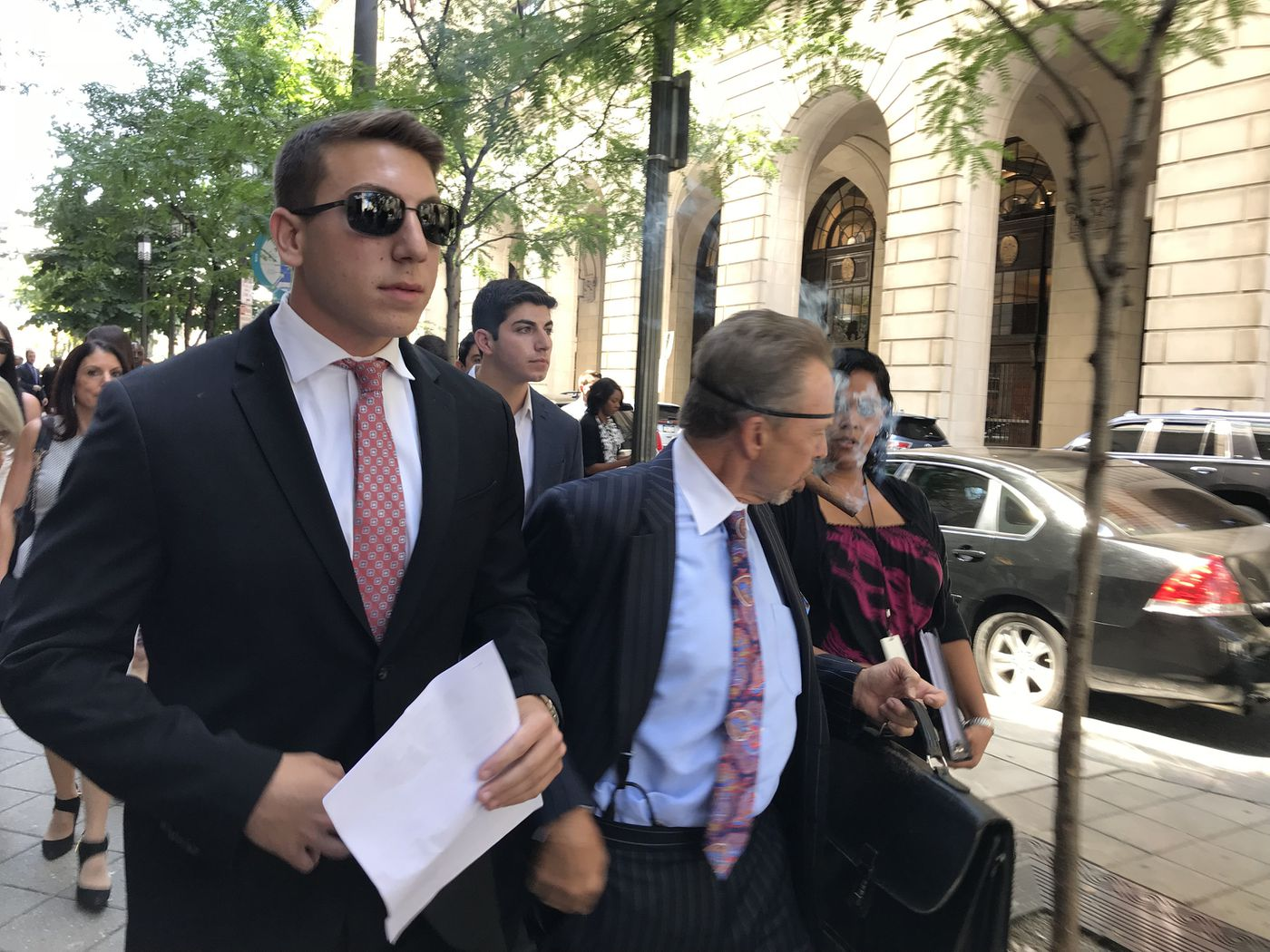 Ex-Temple frat president charged with rape in second alleged assault