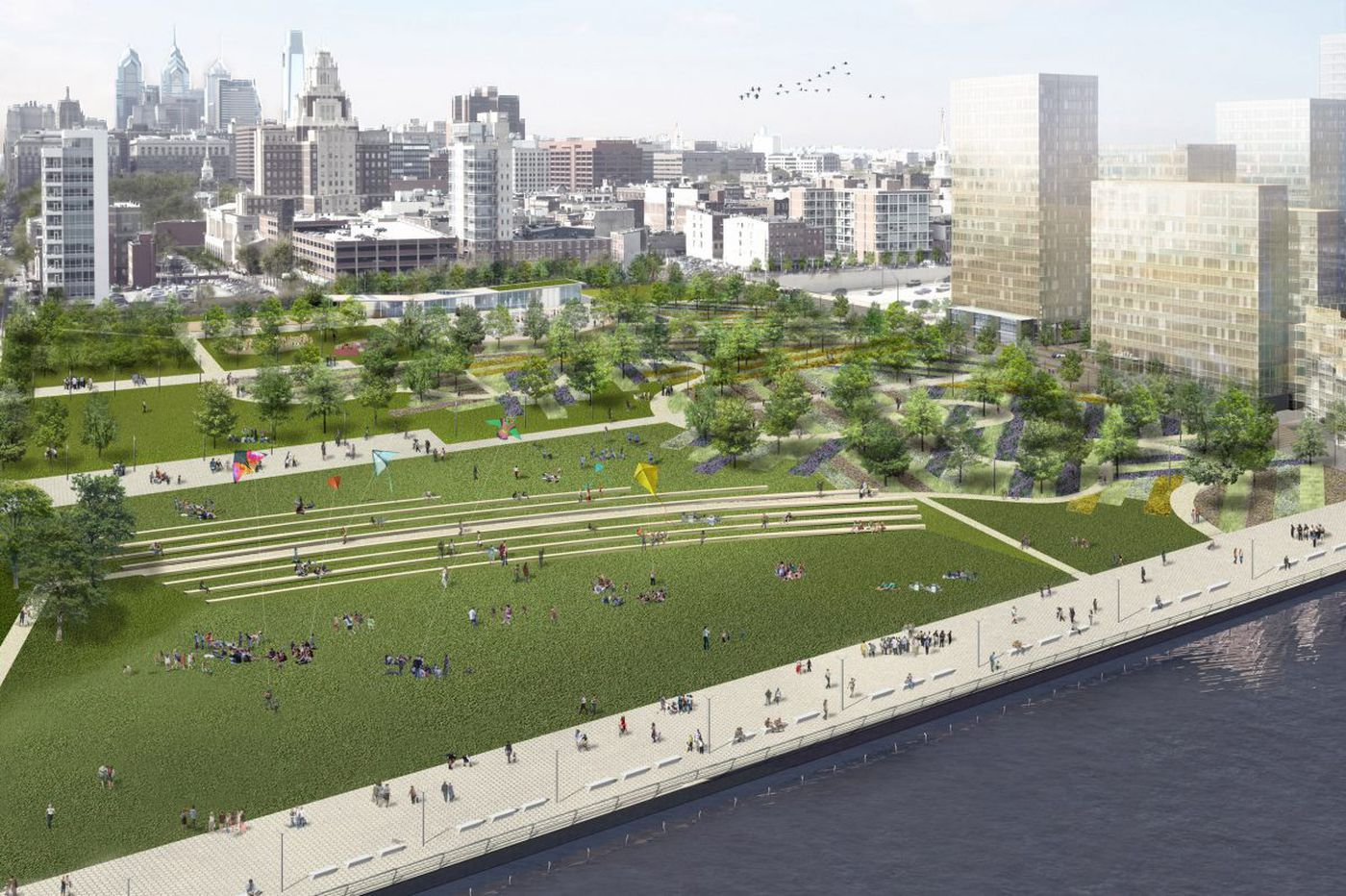 Consultant sought to improve transit along the developing Philly waterfront