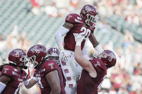 Temple's Vincent Picozzi out for season after injury against USF