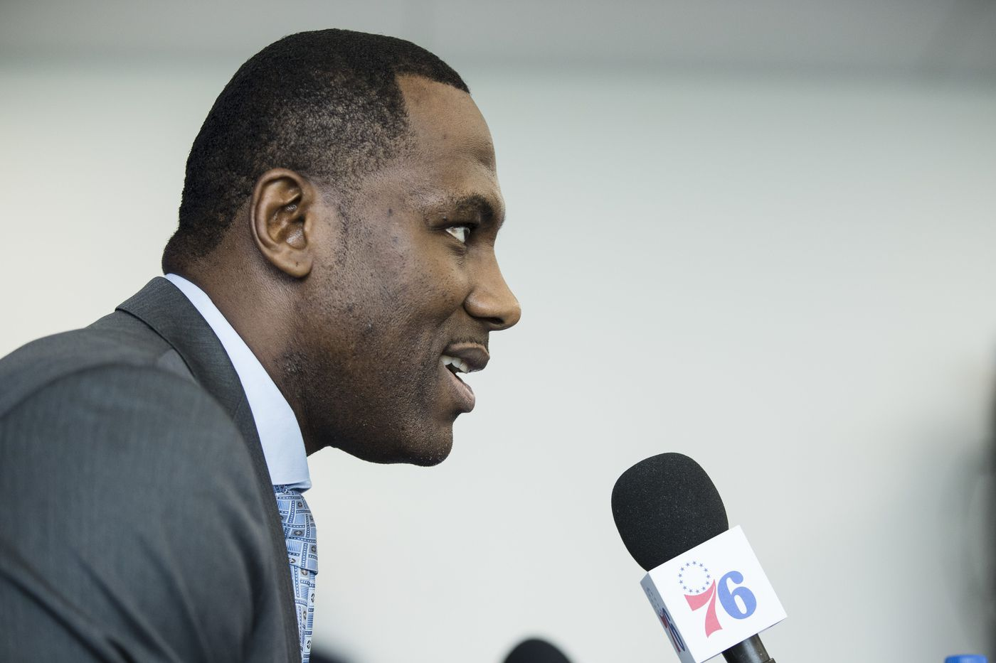 Will Sixers' GM Elton Brand get leeway from ownership to be a leader?