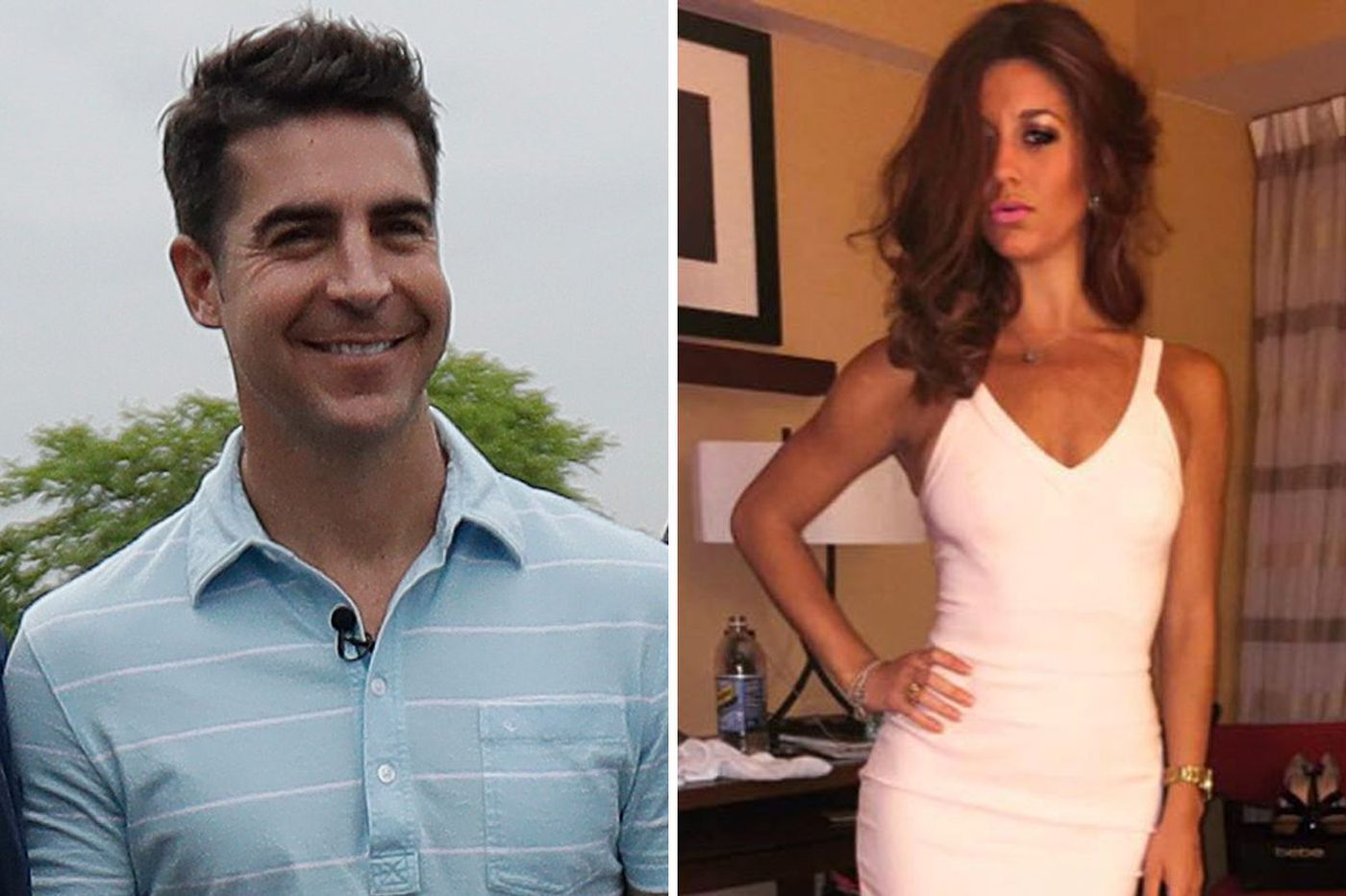 Fox News staffer reassigned after relationship with host Jesse Watters