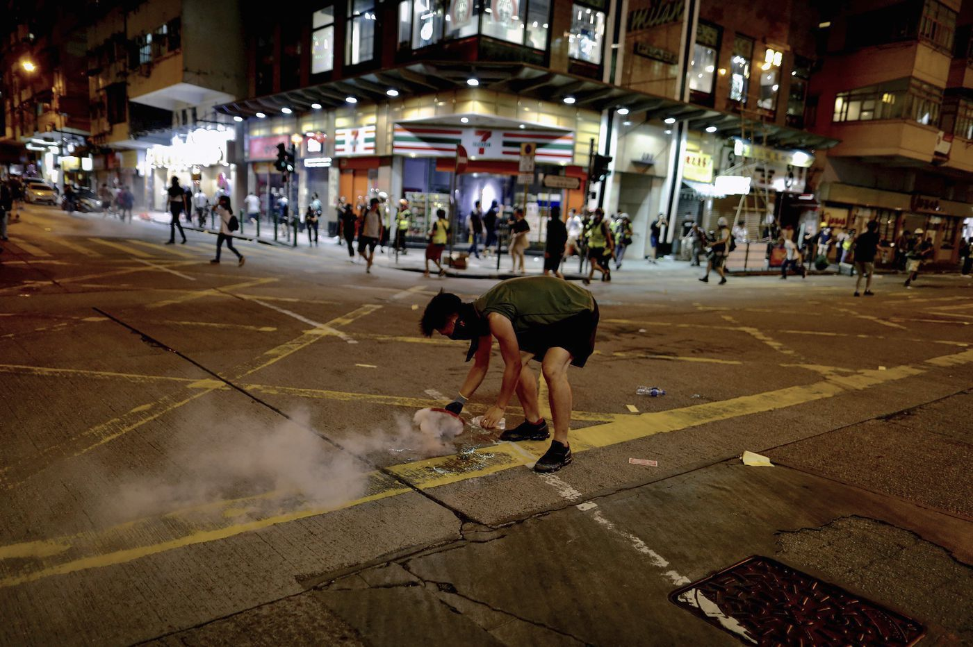 China does not have the upper hand in Hong Kong. Trump does. | Marc Thiessen