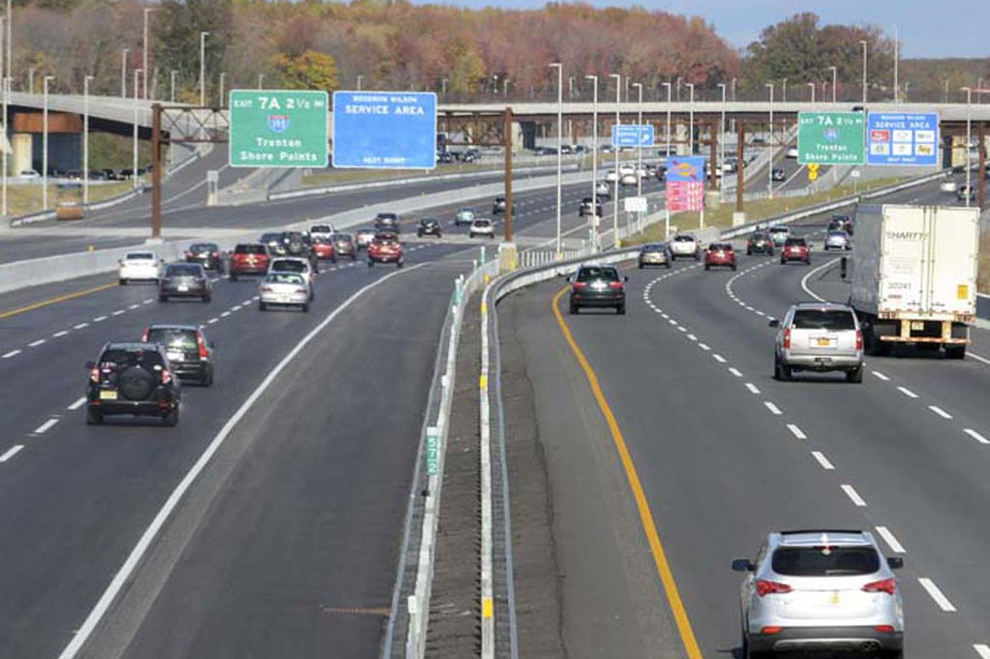 Turnpike, parkway toll hikes, $24B construction plan get OK