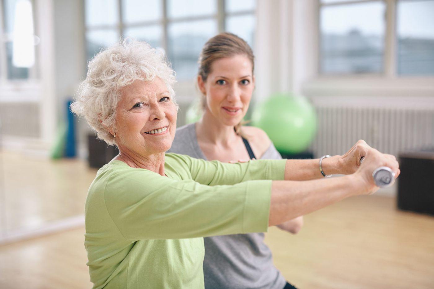 Older women need to pump it up | Kimberly Garrison