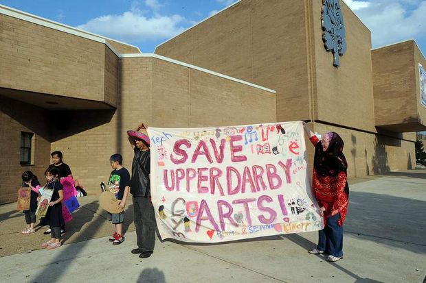 Another charter school, this one for the arts, aiming for Upper Darby