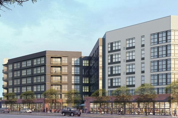 Apartment complex slated for large tract at West Philly's uCity Square development