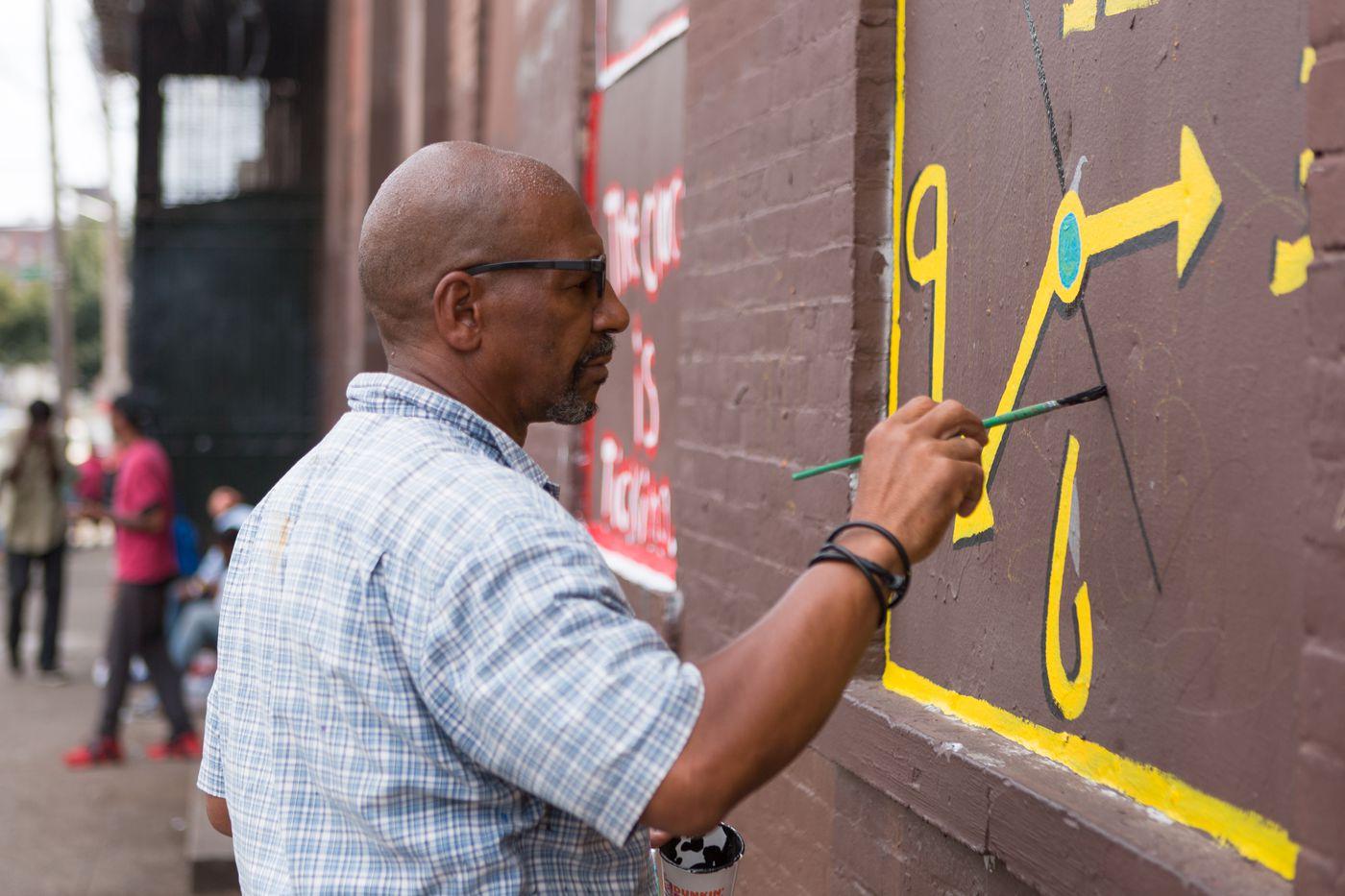 Philadelphia Public Art Project