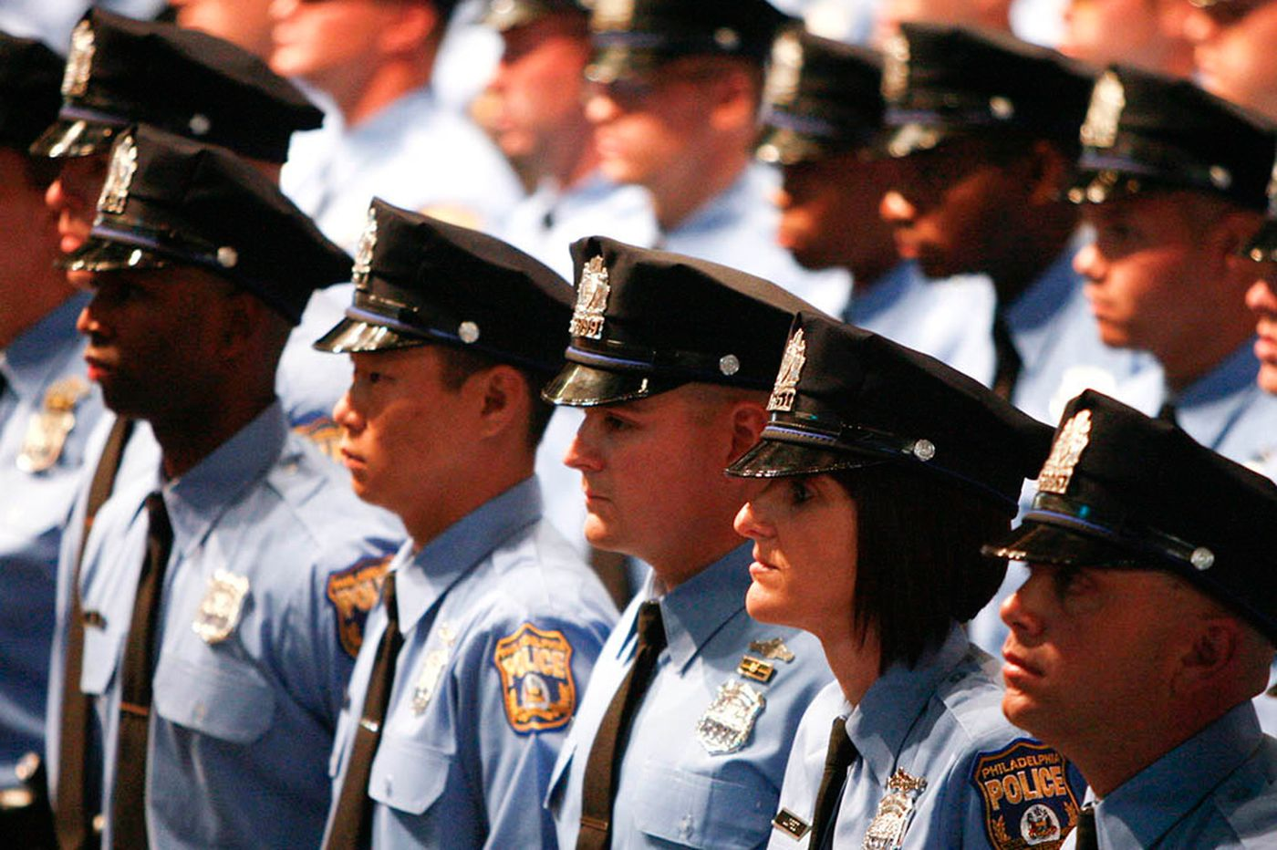 Why does Philly have so few black police recruits?
