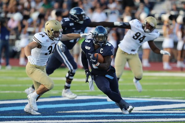 Villanova tailback (and nursing student) Justin Covington is nation's top FCS rusher | Mike Jensen