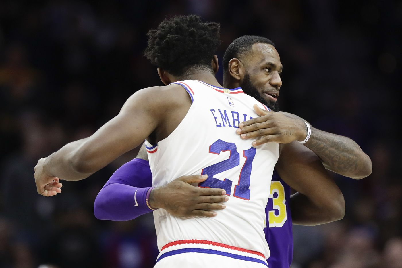 Sixers-Lakers observations: Tobias Harris' presence, Jimmy Butler's role, and lack of defensive communication