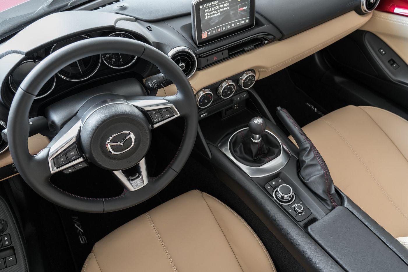 2017 Mazda Mx 5 Miata Rf Grand Touring >> 2017 Mazda Mx 5 Rf Out Miatas The Miata