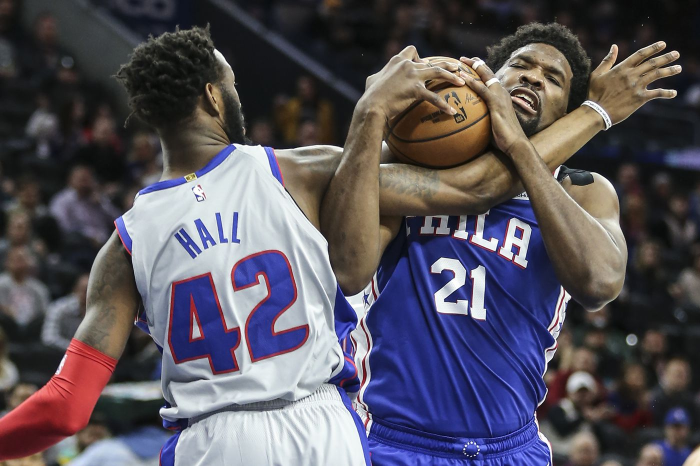 Joel Embiid, Al Horford too much for woeful Pistons as Sixers roll, 124-106
