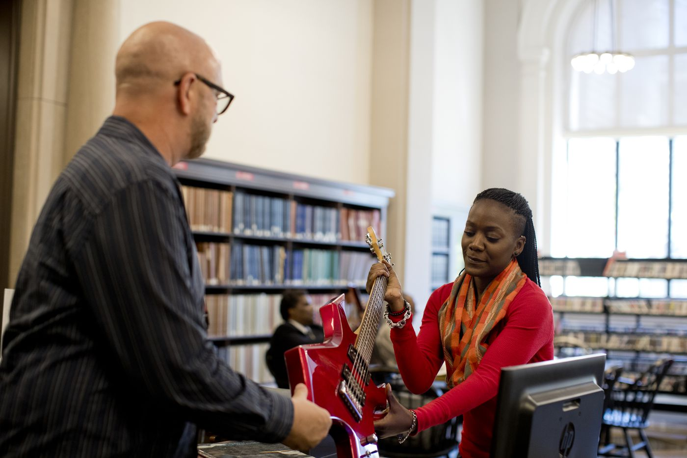 10 things you didn't know you could do with a library card | Perspective