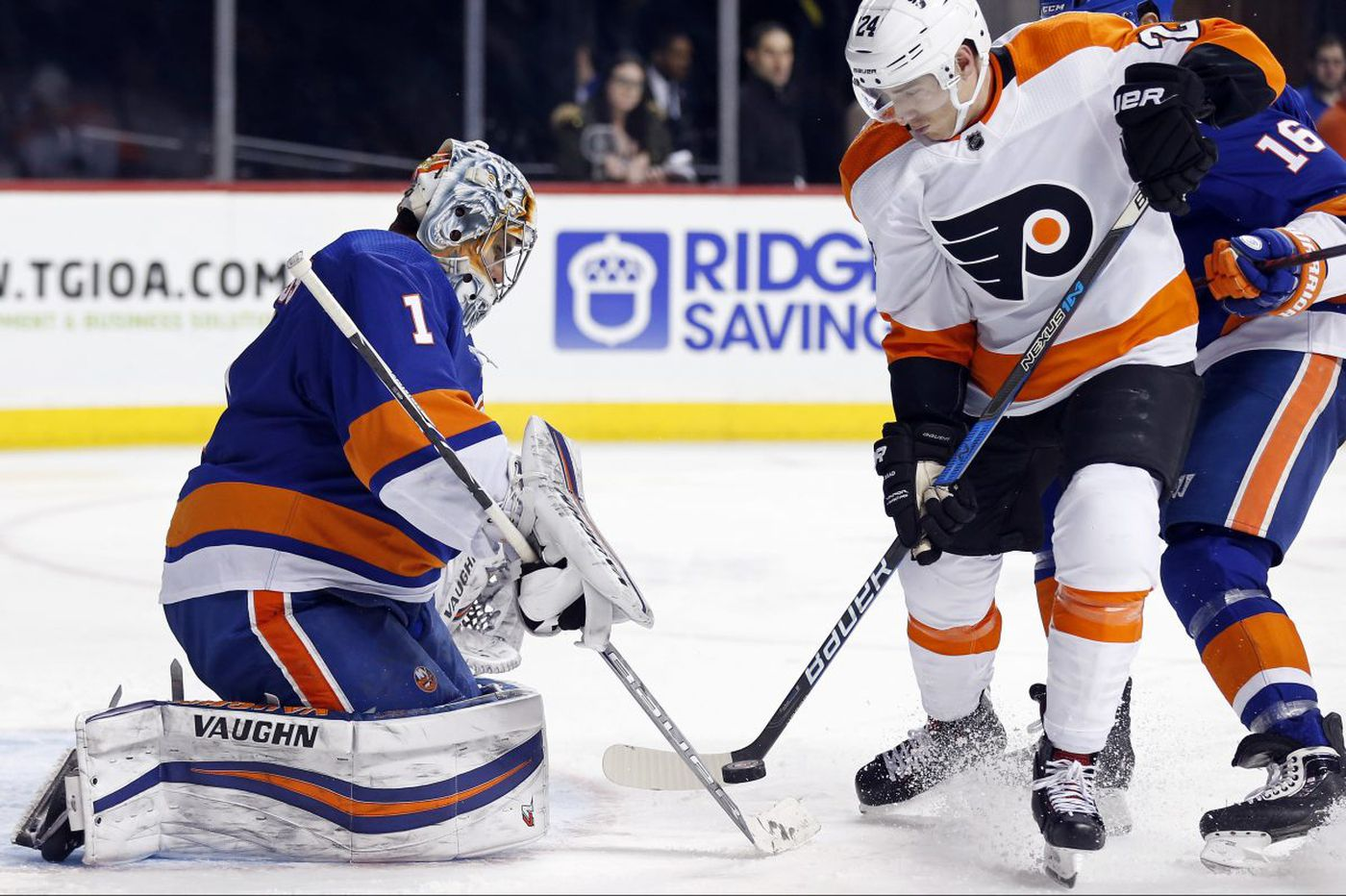 Five observations on Flyers' ugly loss to Islanders