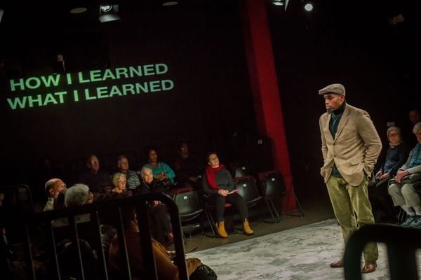 August Wilson explains himself in Arden's 'How I Learned What I Learned'