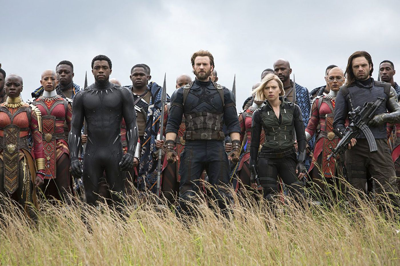'Avengers: Infinity War': An over-plotted and overly long superhero epic