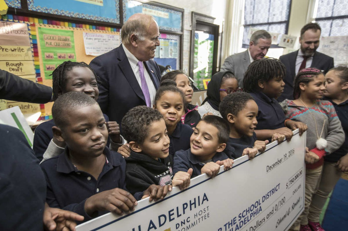 80,000 new books for Philly schools
