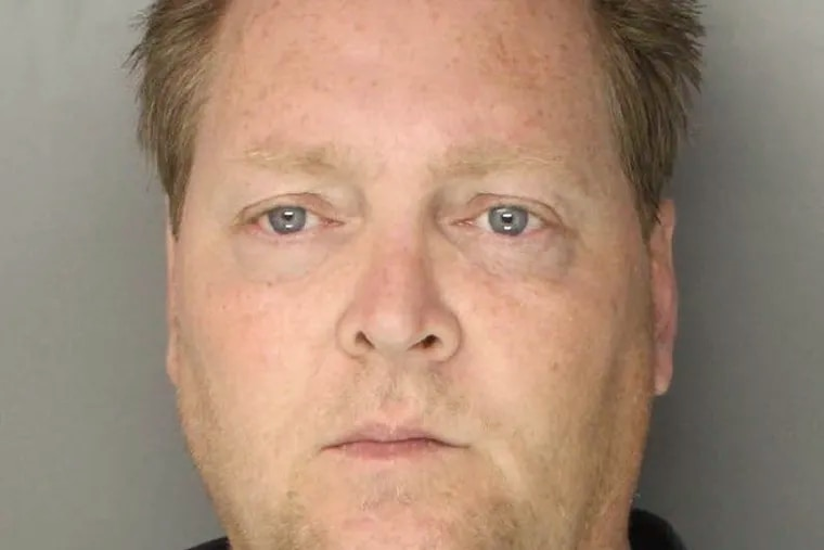 NPCSHOT26C Richard Plotts, 49, will be charged with murder and related offenses for a shooting at Mercy Fitzgerald Hospital's campus that claimed the life of his caseworker Thursday.