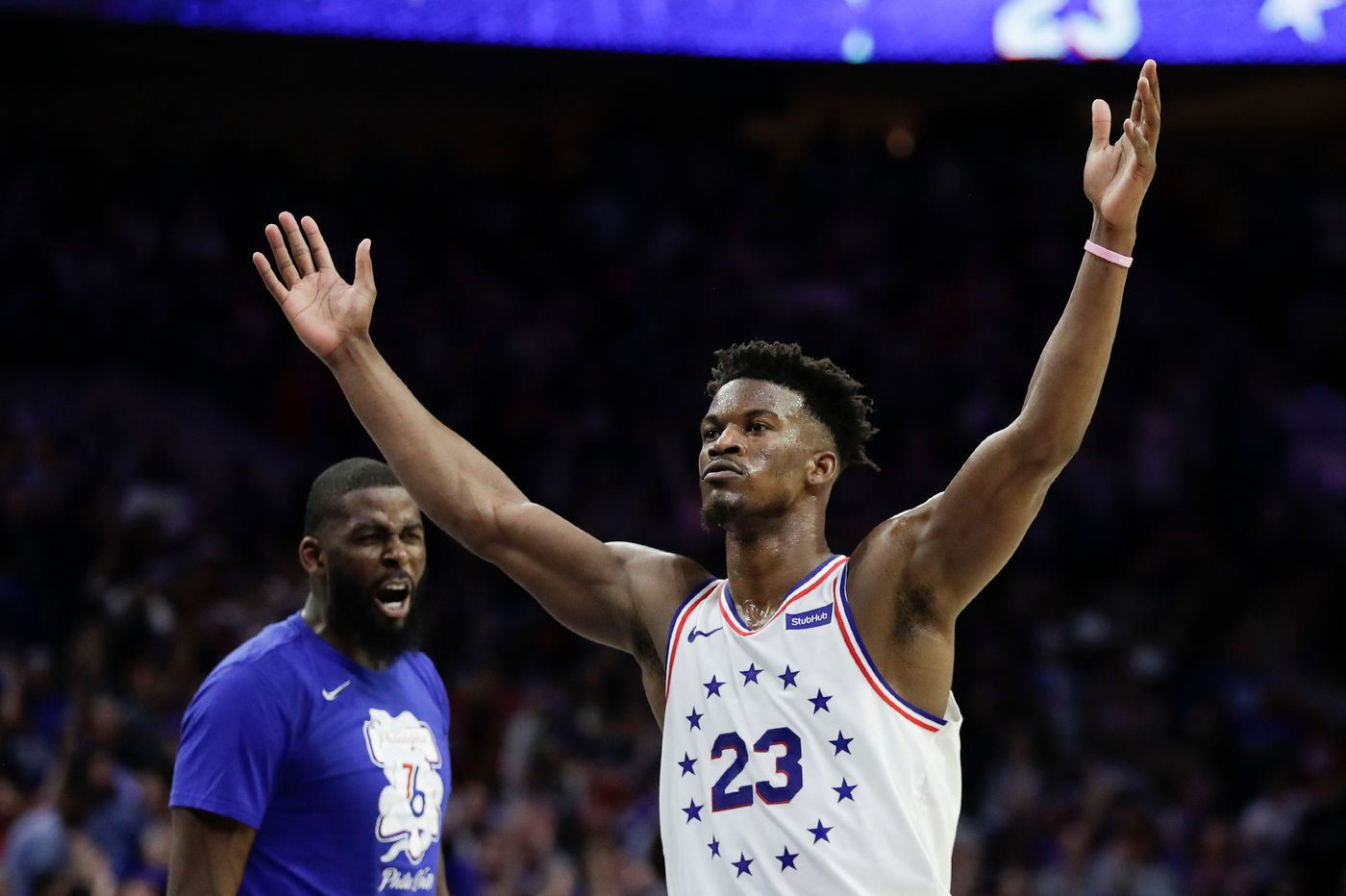 In sign-and-trade, Sixers agree to send Jimmy Butler to Heat for Josh Richardson