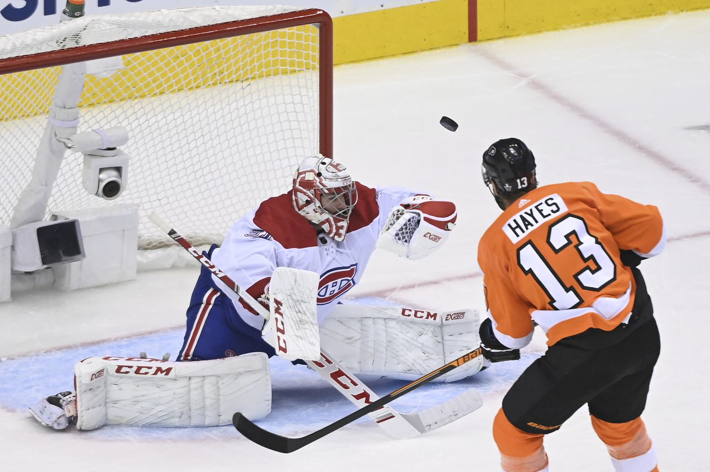 The Flyers' top scorers aren't producing, and it will put a deep playoff run in jeopardy | Mike Sielski