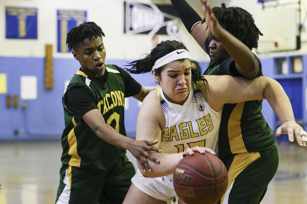 Isabella Vazquez makes history for George Washington girls' basketball team