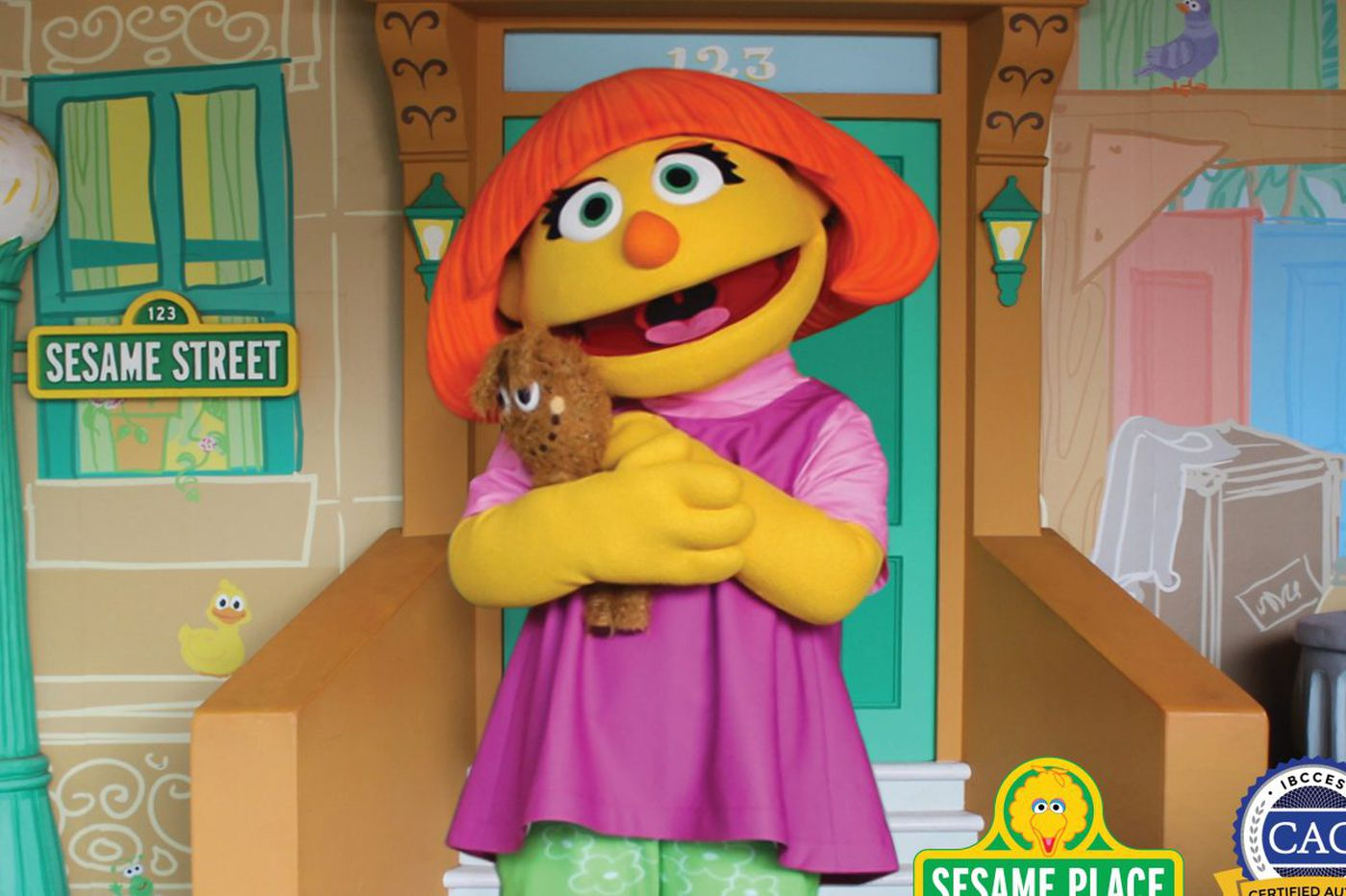 Autism-certified Sesame Place leads accessibility push among amusement parks, other sites