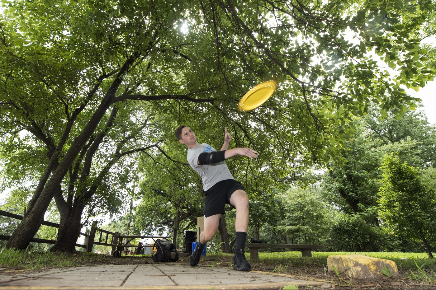 Disc golf: The ultimate sport for the nature lover who seeks a little social camaraderie