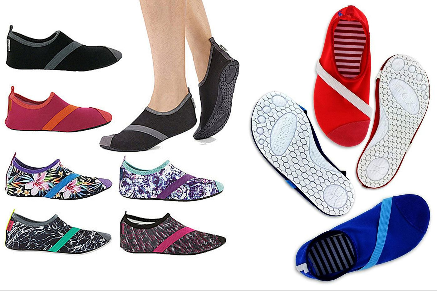Gadget Guru: FitKicks shoes
