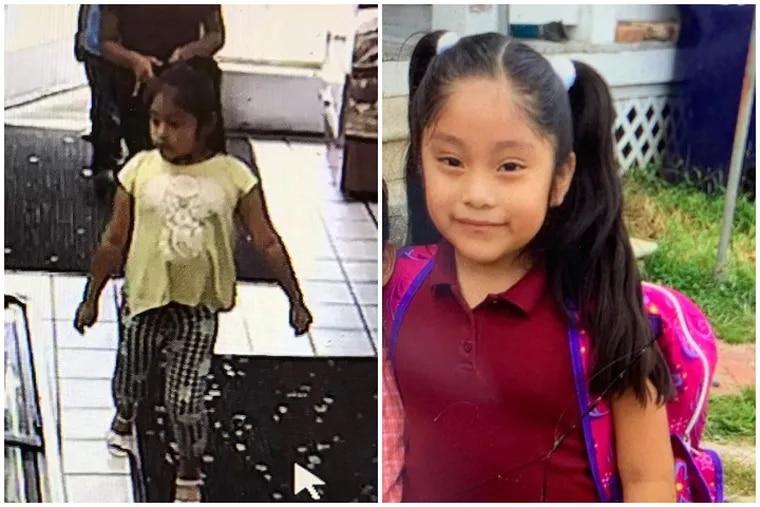 Dulce Maria Alavez, 5, is the subject of a search in Bridgeton, N.J.