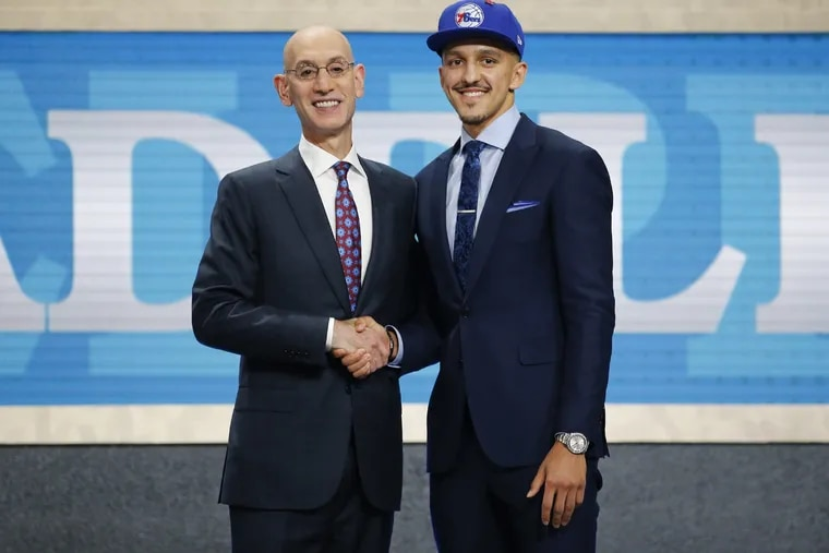 Landry Shamet could provide the Sixers with quality shooting.