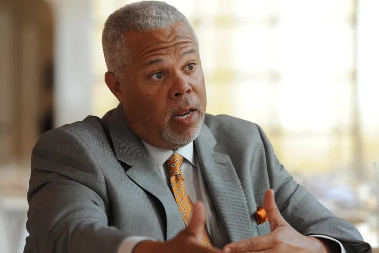 Pennsylvania State Senator Anthony Williams discusses his disappointing loss in the Democratic primary for mayor of Philadelphia during a sitdown with reporter Claudia Vargas May 27, 2015.