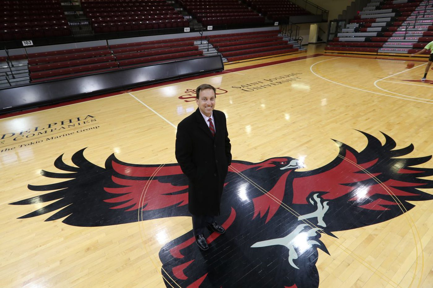Two years in, St. Joe's president making the grade