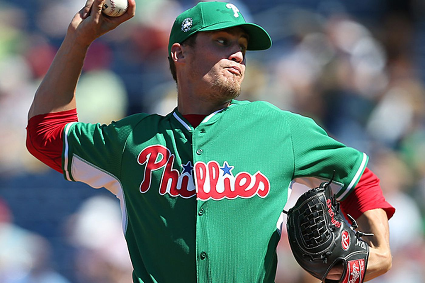Phillies' bullpen strikingly strong