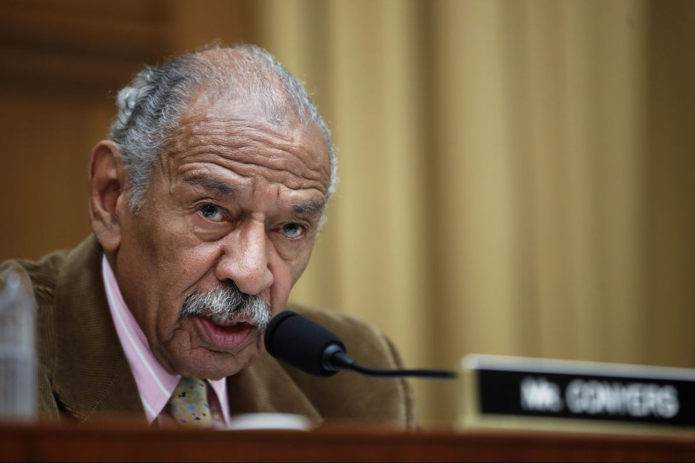Ethics lawyer says Conyers mistreated her during her years on Capitol Hill