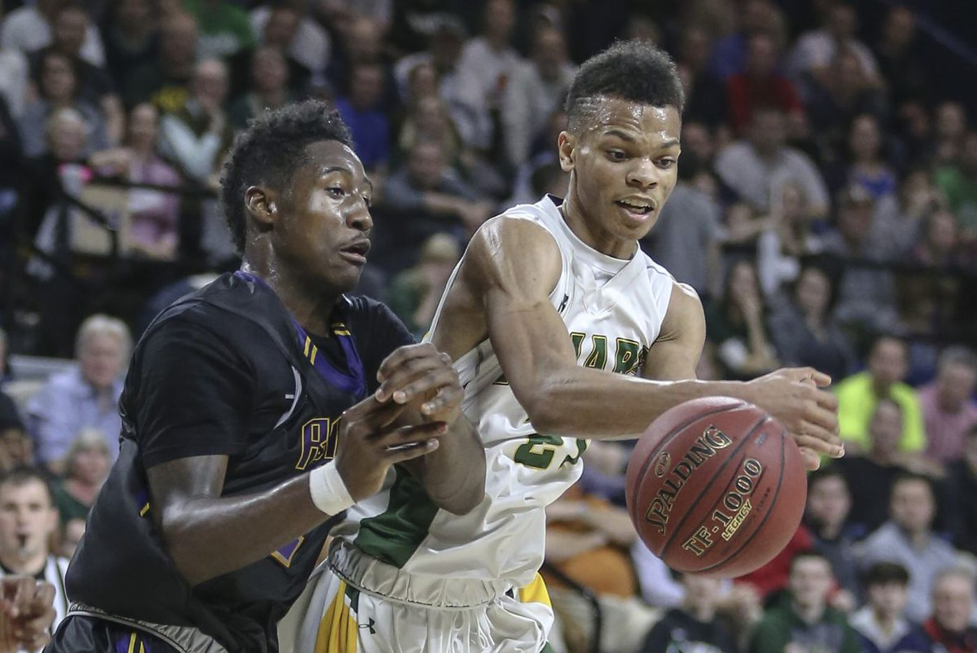 Isaiah Wong leads Bonner-Prendie in overtime of District 12 Class 5A championship